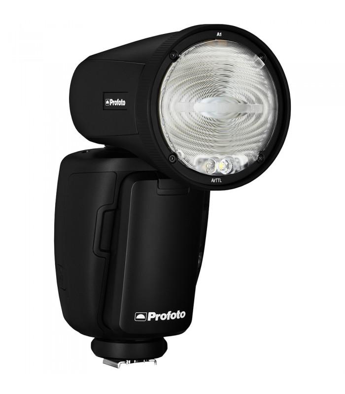 فلاش رودوربینی Profoto مدل A1 AirTTL-C Studio Light مخصوص دوربینهای کانن