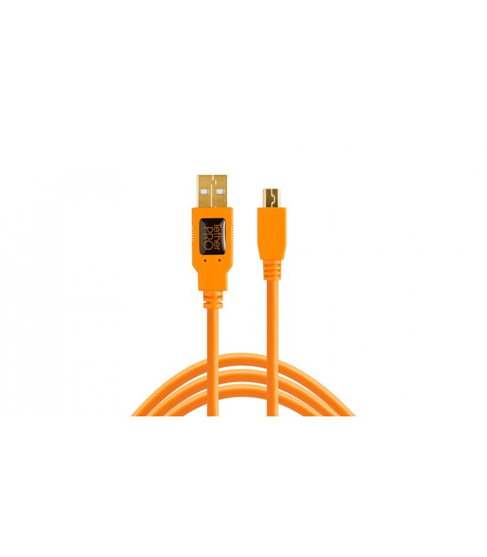 کابل TetherTools تبدیل (USBmini-B (5 Pin به USB 2.0
