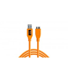 Tether Tools USB 3.0 Male To USB 3.0 Micro-B Cable CU5454