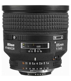 Nikon AF NIKKOR 85mm f1.4D IF