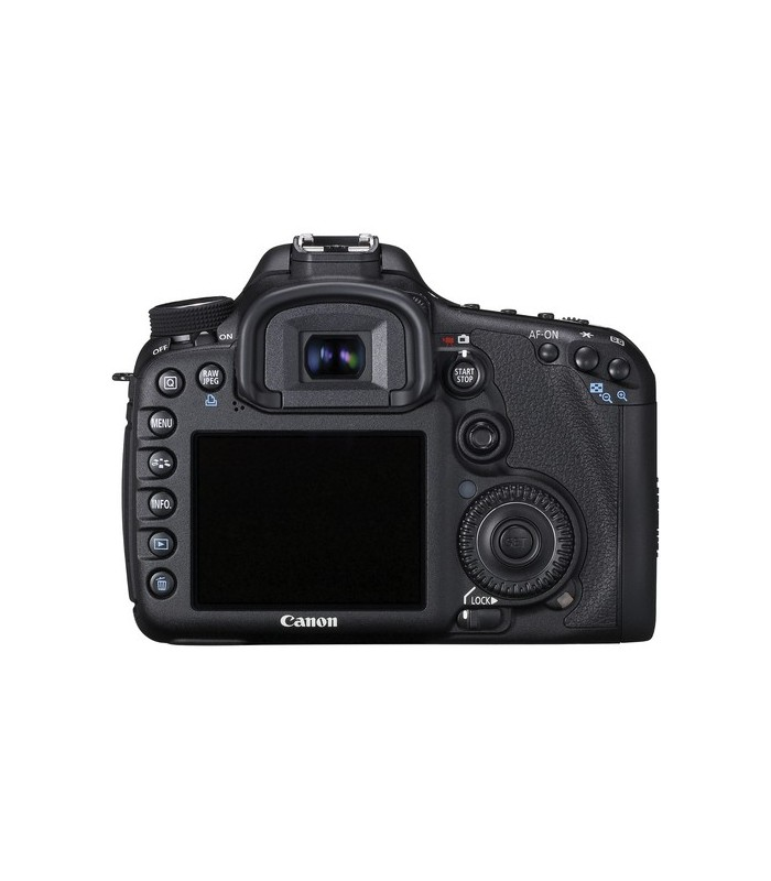 Canon EOS 7D + 18-200 IS