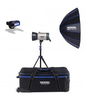 کیت تک شاخه فلاش استودیویی مدل Hensel One light-Full Power Kit