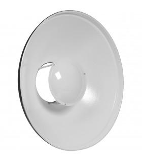 بیوتی دیش سفید با قطر دهانه 55 سانتی متر