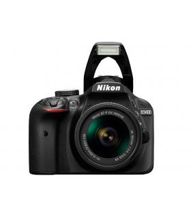 دوربین دست دوم Nikon مدل D3400 به همراه لنز 18-55 AF-P