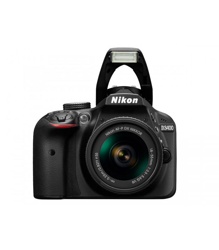 Nikon D3400 + 18-55mm