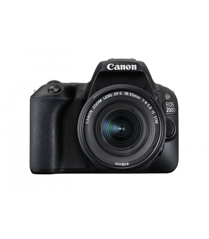 دوربین Canon مدل 200D به همراه لنز EF-S 18-55mm IS STM