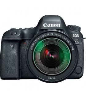 دوبین Canon مدل EOS 6D Mark II به همراه لنز EF EF 24-105mm f3.5-5.6 IS STM