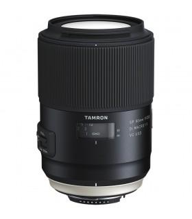 لنز دست دوم Tamron مدل SP 90mm f/2.8 Di MACRO 1:1 VC USD - Nikon Mount