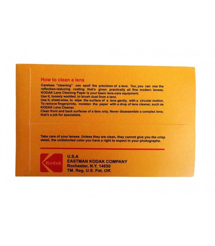 کاغذ تمیز کننده لنز Kodax - پک 50 تایی