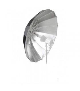 چتر پارابولیک داخل نقره ای ۱۵۰ سانتیمتری S&S