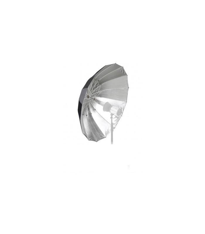 S&S 150cm Shallow Silver Umbrella