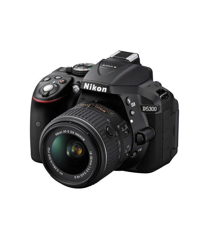 Nikon D5300 + 18-55 USED