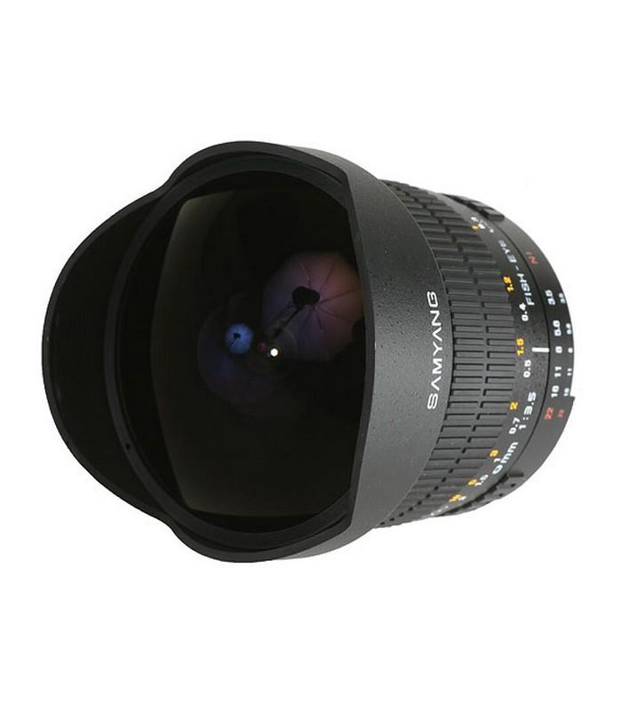 Samyang 8 mm f3.5 Aspherical IF MC Fish-eye