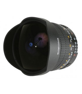 Samyang 8mm f/3.5 Aspherical IF MC Fish-eye For Sony E