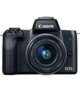 دوربین Canon مدل EOS M50 به همراه لنز EF-M 15-45mm f/3.5-6.3 IS STM
