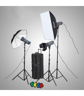 Visico Studio Flash VC-300 HHLR Novel kit