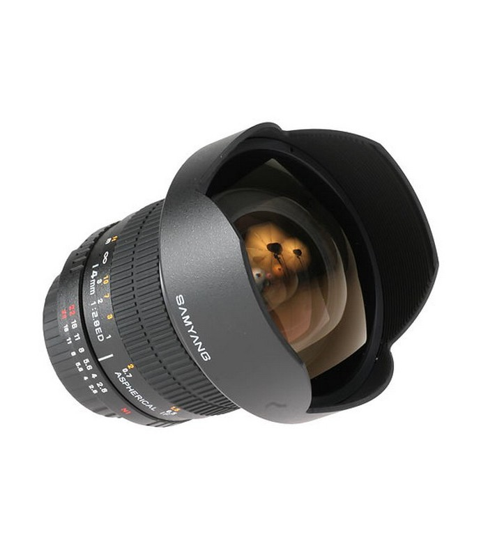 Samyang 14 mm f2.8 IF ED UMC Aspherical