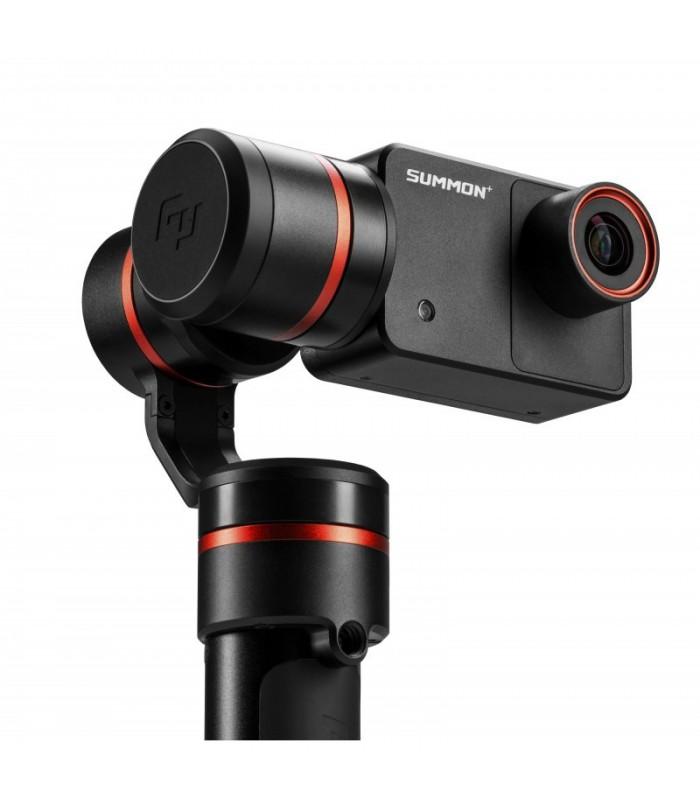دوربین و گیمبال سه محوره Feiyu مدل Summon+ 4k Handheld Camera