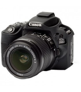 easyCover Silicone Protection Cover for Canon 200D