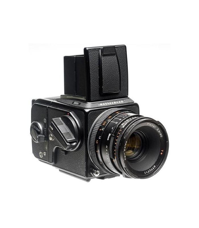 دوربین دست دوم مدیوم فرمت HASSELBLAD مدل 501C به همراه لنز *80MM C T