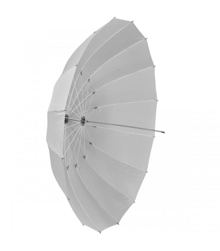 S&S 150cm Shallow Translucent Umbrella