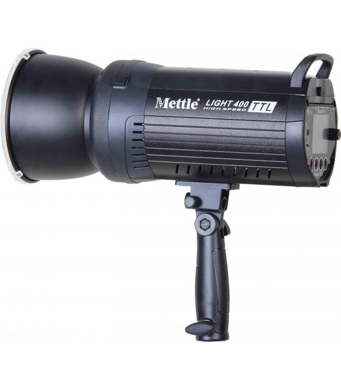 فلاش استودیویی Mettle مدل 400W TTL moving - MS400