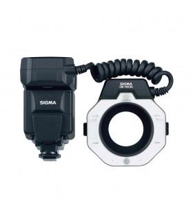 فلاش ماکرو سیگما Sigma EM-140 DGMacro Flash For Canon کارکرده