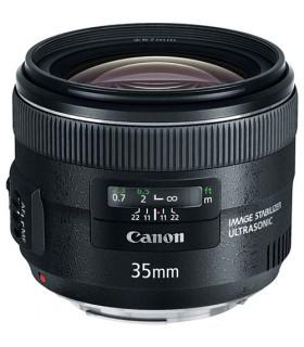 لنز Canon EF 35mm f/2.0 IS USM دست دوم