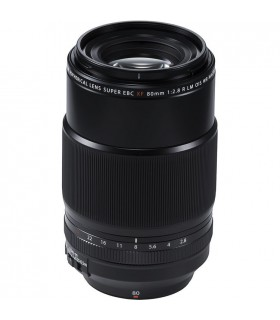 لنز ماکروی دست دوم Fuji مدل Fujifilm XF 80mm f2.8 R LM OIS WR