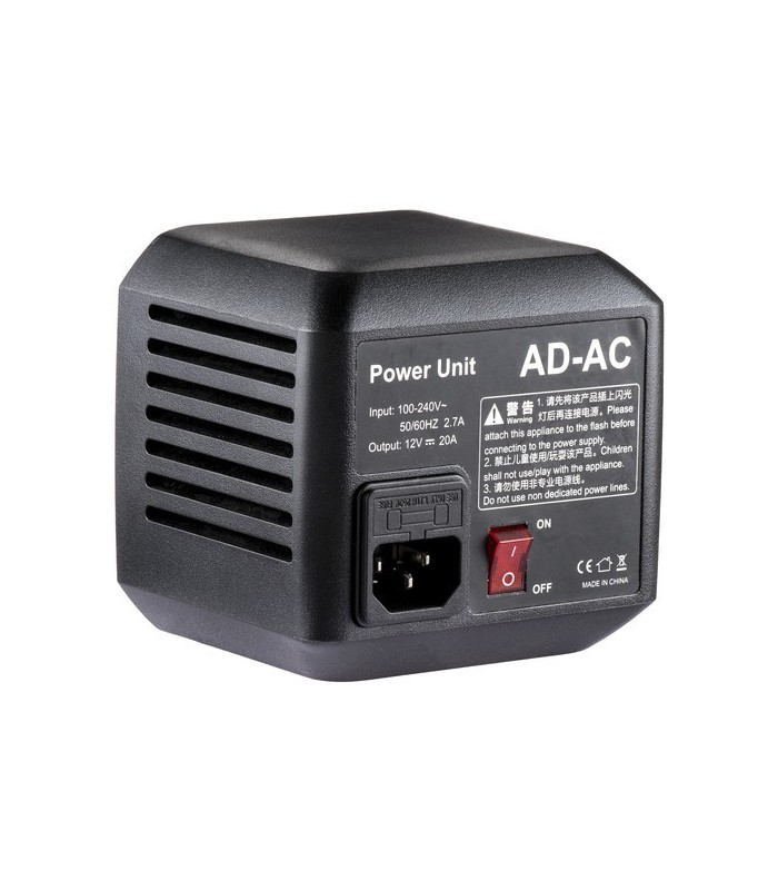 آداپتور برق مسقیم Godox برای فلاش AD600