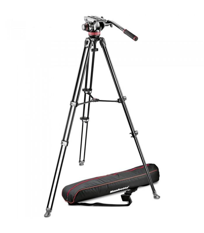 کیت سه پایه و هد ویدئویی Mafrotto مدل MVK502AM-1