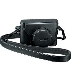 Fujifilm LC-X10 Leather Camera Case for the FinePix X100 Digital Camera - دست دوم