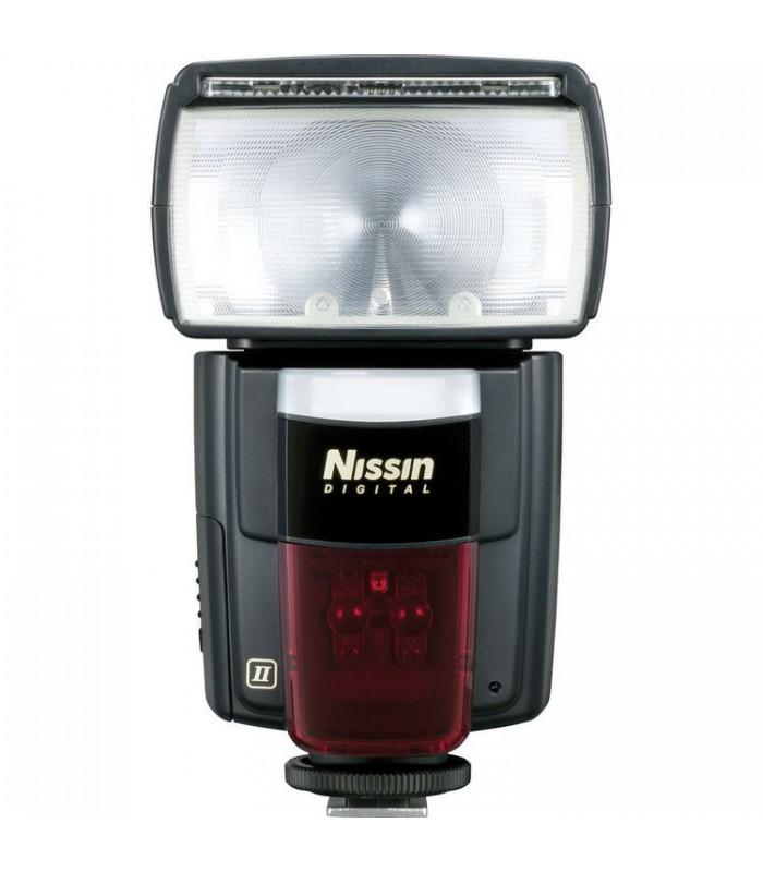 فلاش رودوربینی Nissin مدل Di866 مخصوص دوربین های نیکون- دست دوم