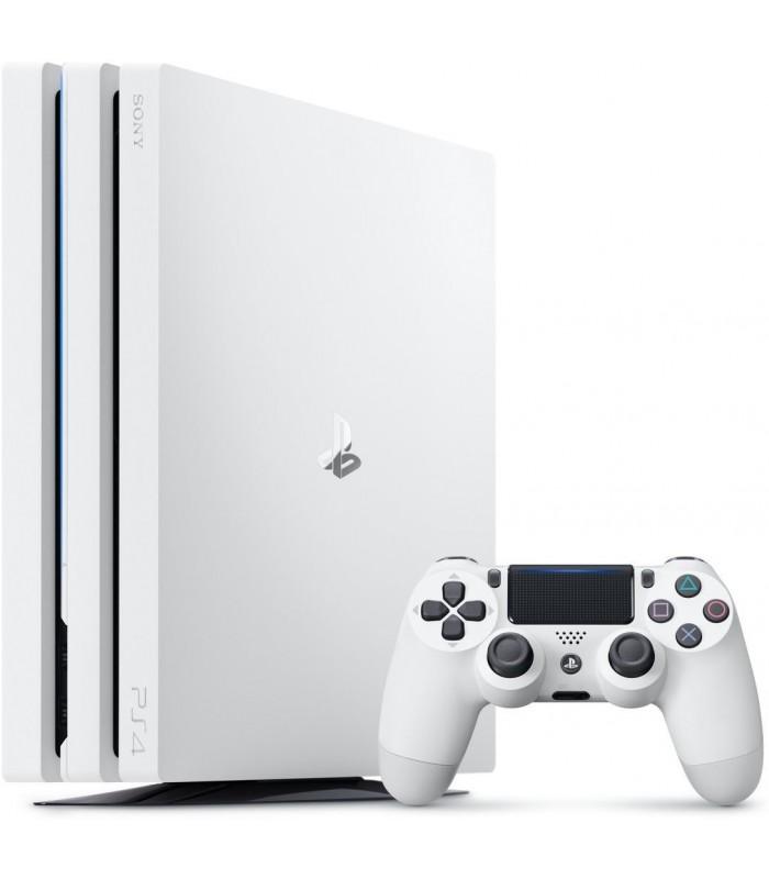 کنسول بازی سونی پلی استیشن PS4 Pro Limited Edition - سفید - R2 - 7116