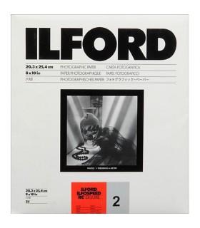 کاغذ عکس حساس به نور Ilford مدل Ilfospeed RC deluxe 2