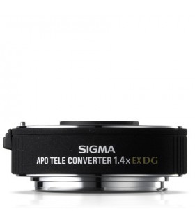 Sigma 1.4X Teleconverter EX APO DG - Canon Mount