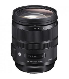 لنز Sigma مدل Art 24-70mm F2.8 DG OS HSM مخصوص دوربین های کانن