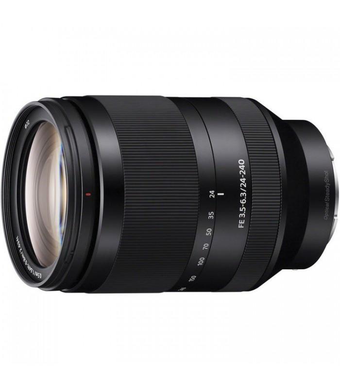 لنز Sony مدل FE 24-240mm f3.5-6.3 OSS - دست دوم