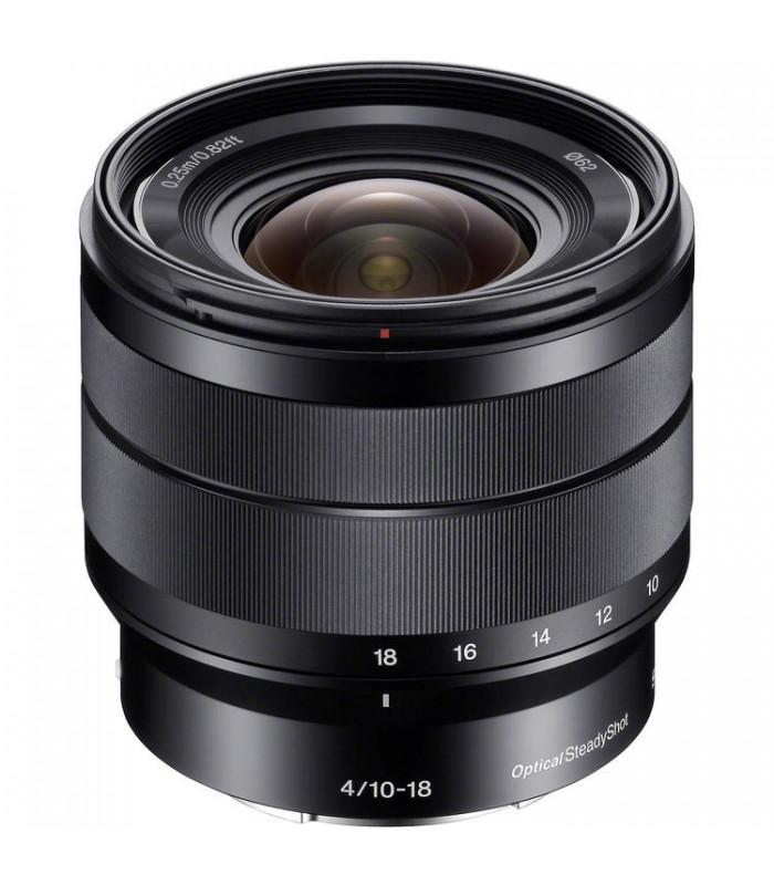 لنز Sony مدل E 10-18mm F4 OSS