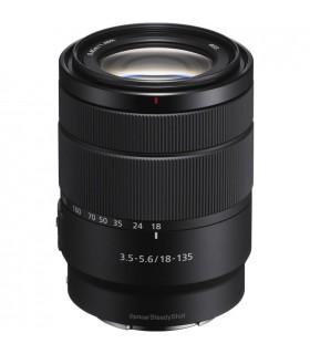 لنز Sony مدل E 18-135 F3.5-5.6 OSS Lens