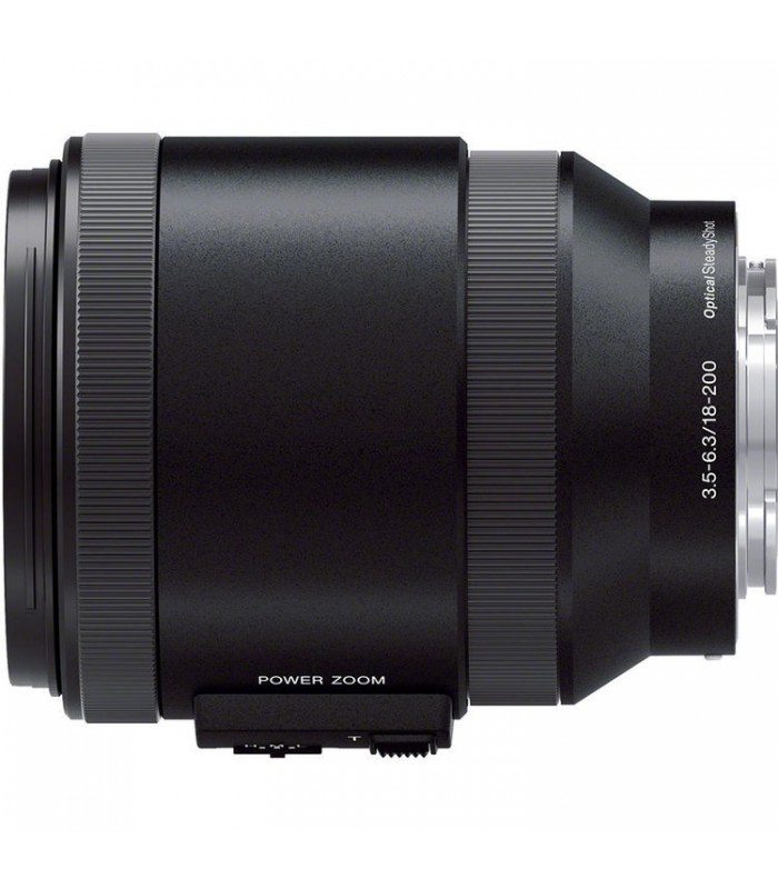 لنز Sony مدل E 18-200mm F3.5-6.3 OSS