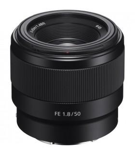 لنز Sony مدل FE 50mm f1.8