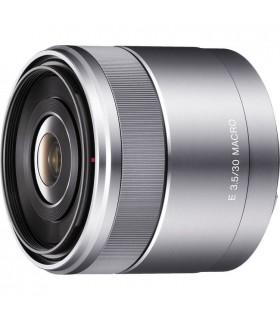 لنز ماکروی Sony مدل E 30mm F3.5 Macro