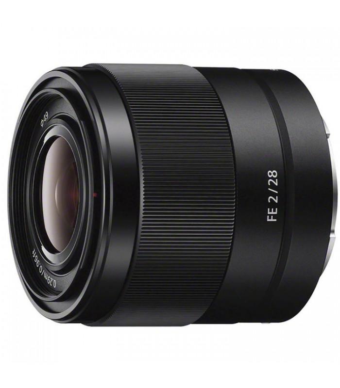 لنز Sony مدل FE 28mm F2