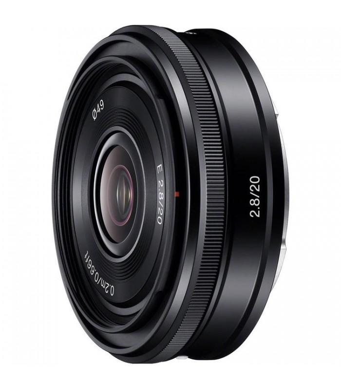 لنز Sony مدل E 20mm F2.8