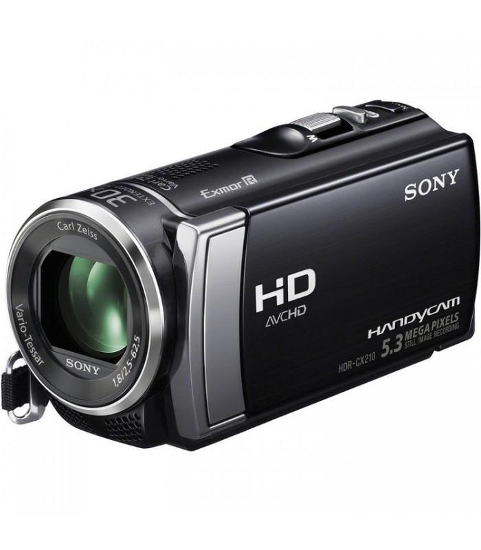 دوربین فیلم برداری Sony مدل PAL HDR-CX210 Handycam