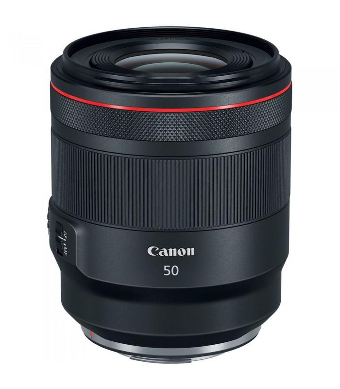 لنز Canon مدل RF 50mm F1.2L USM