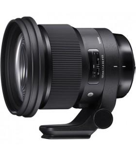 لنز Sigma مدل 105mm f/1.4 DG HSM Art مانت کانن