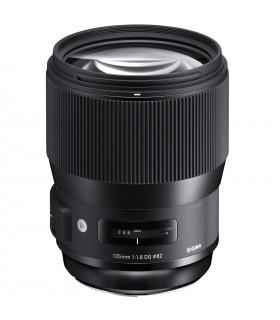 لنز Sigma مدل 135mm f/1.8 DG HSM Art مانت نیکون
