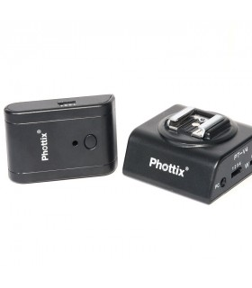 دست دوم - Phottix Aster PT-V4 Wireless Flash Remote Trigger with 1 Receiver